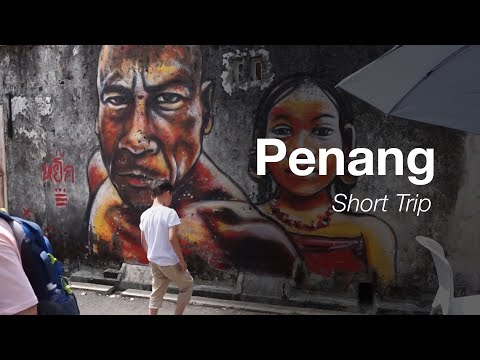 Travelisal EP1- Penang Short Trip