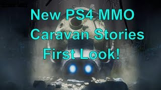Looks like PS4 owners have a new MMO on the horizon, lets see what ...