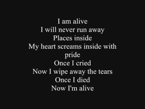 KoRn-Alive and Let's Do This Now lyrics