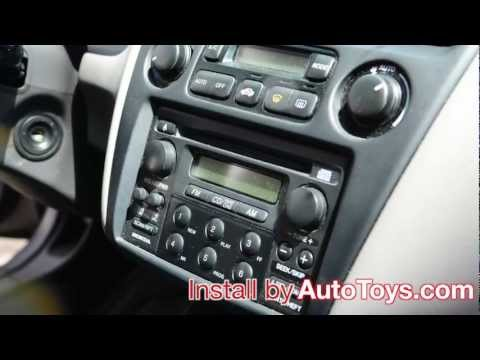 HONDA ACCORD IPOD 1998-2002 Aux Mp3 GROM-IPD3-MBUS interface & demo by AutoToys.Com
