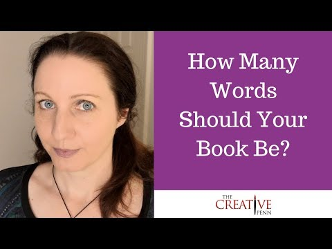 How Many Words Should Your Book Be?