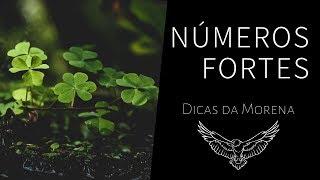 Números Fortes Fim De Semana 20/07/2019