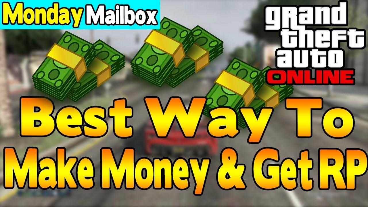gta online how to make money august