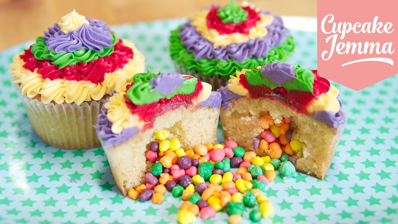 Rainbow Pinata Cake Uk