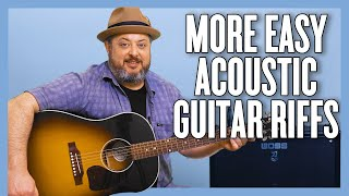 MORE Easy Acoustic Guİtar Songs EVERYONE Should Know How to Play!
