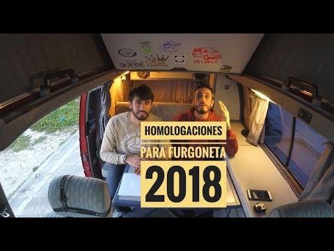 HOMOLOGACIONES FURGO 2018