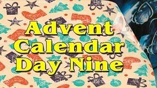 Horror Poster Advent Calendar - Day Nine