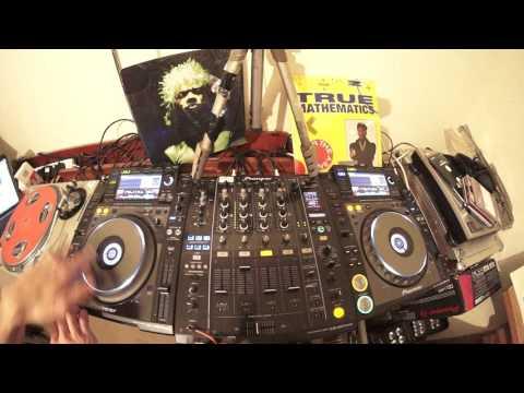 SIMPLE BEGINNER DJ MIXING LESSON BY ELLASKINS