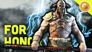 PELVIC THRUSTS WITH THE RAIDER! - For Honor Gameplay