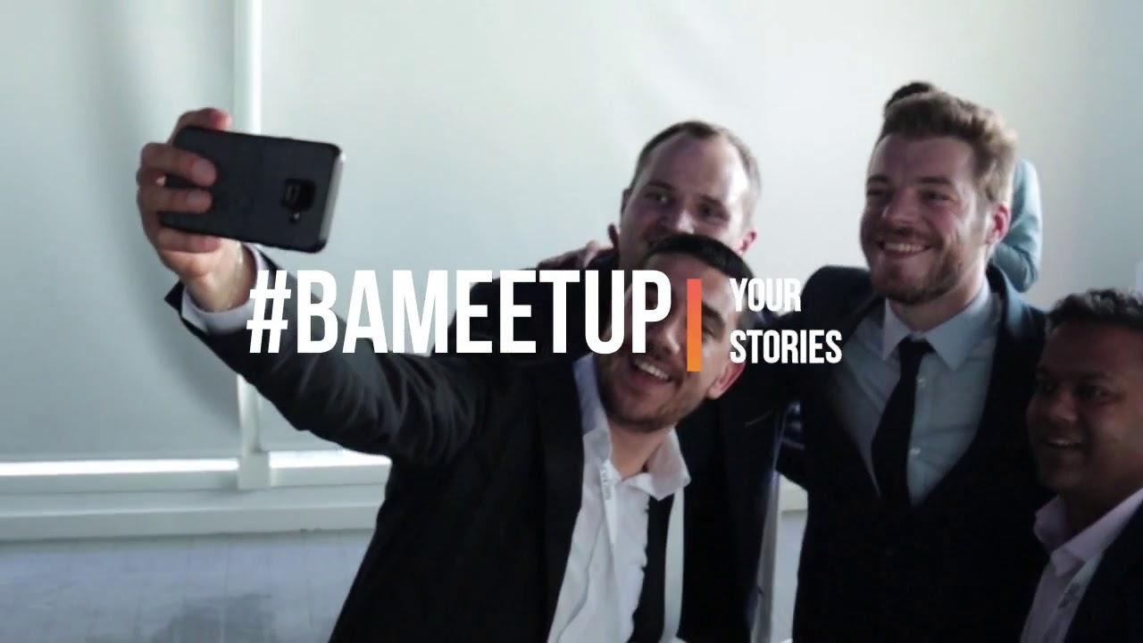 BA Monaco Meetup event Video