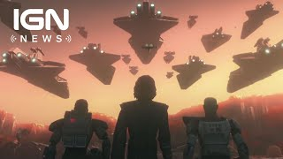 Star Wars: The Clone Wars Returning with New Episodes - Comic-Con 2018