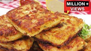 सूजी का Tasty नया चटपटा नाश्ता वो भी बिना तले खाएंगे तो नोनवेज भूल जायेंगे Rava nashta - Suji Nashta