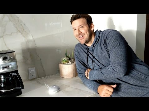 Google Home Mini | Hey Google, who is Tony Romo?