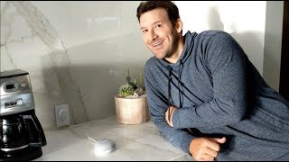 Google Home Mini | Hey Google, who is Tony Romo?