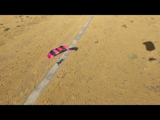 Powered Parachute - Fremont Island, UT