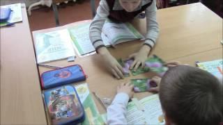 Урок по окружающему миру в 1 классе