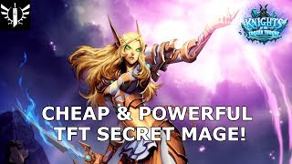 Secret Mage Synergy is Incredible! - [Hearthstone: Knights of the Frozen Throne]