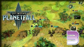 Friendly Fish – Age of Wonders: Planetfall Gameplay – [Stream VOD] part 3