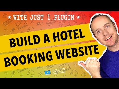 Build A Hotel Booking Website With WordPress And MotoPress
