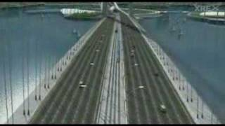 Dubai Sixth Crossing (world's Largest Arch Bridge)