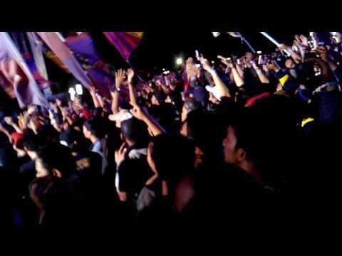 Nobar Akbar El classico PRMI feat INDOBARCA Sejabodetabek battle chant RM 2-3 FCB 23-04-17 #senayan Mp3