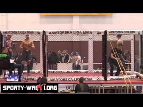 46 ALMMA walka 1 Kucharski vs Malinowski