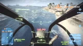 Battlefield 3 | Comment débuter avec l'hélico conseils + astuces | TUTO - Extaziik
