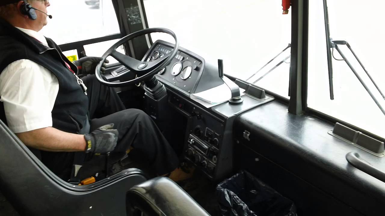 Shifting a Bus