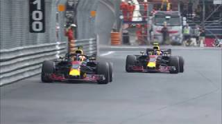 2018 Monaco Grand Prix: FP1 Highlights
