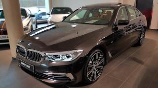 2017 BMW 530d Limousine Luxury Line | -[BMW.view]-