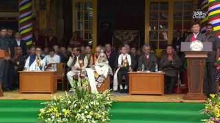 Live Webcast of Celebrations in Honor of the Dalai Lama