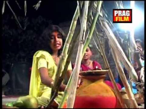 New 2015 Maithili Chhath Puja Geet || Hate Ganga Mai Ke Khub Sajai || Renuka Sahaya