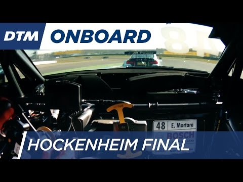 DTM Hockenheim Final 2016 - Edoardo Mortara (Audi RS5 DTM) - Re-Live Onboard (Race 2)