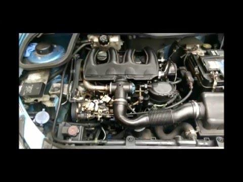 Solenoide peugeot 206 diesel