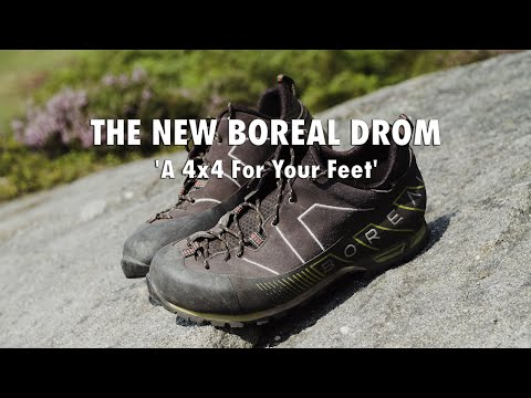 The New Boreal Drom - 'A 4x4 For Your Feet'