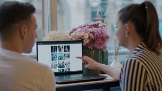 Az ASUS ZenBook Pro Duo bemutatja: Kovács Zsuzsi videós történetét