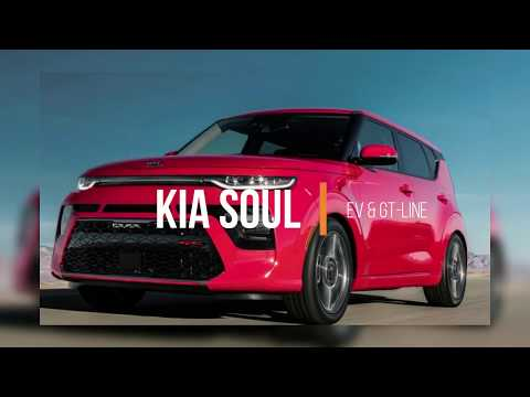 Lets see New Kia Soul 2019 EV & GT-Line Interior And Exterior