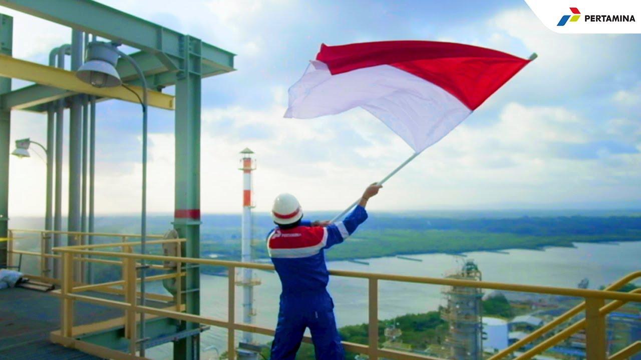 Energi Perubahan untuk Menggerakkan Kemajuan Negeri - TVC HUT RI ke-75 Pertamina