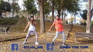 """ECHAME LA CULPA"" Zumba ( Luis Fonsi feat Demi Lovato) by Zumba Toni Torres and Silvia Ar"