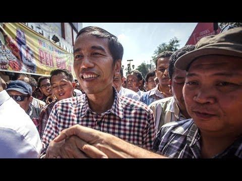 Meet Jokowi: Indonesia's 'Obama'