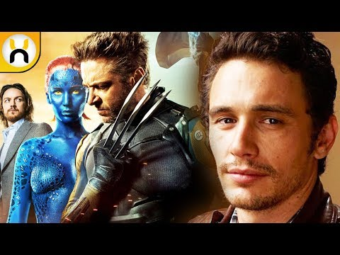 Download Youtube: James Franco Joins X-MEN Universe in Multiple Man Spinoff