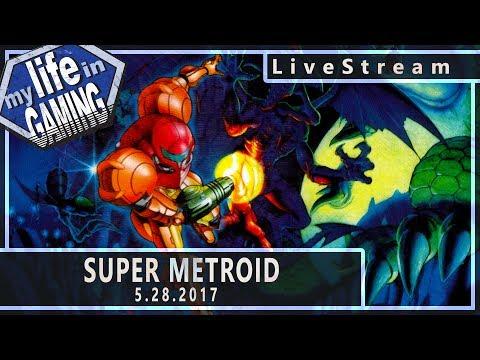 Super Metroid (w/db-electronics) 5.28.2017 :: LiveStream - Super Metroid (w/db-electronics) 5.28.2017 :: LiveStream