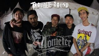 Trouble Sound #7 Kilometer  Live Perform