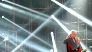 17.11.2012 Stadium live.АлисА.(Часть1)