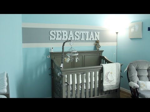 Nursery Tour | Baby Boy
