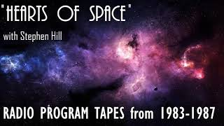 """HEARTS  OF  SPACE""  Radio Program Tape from 1984"