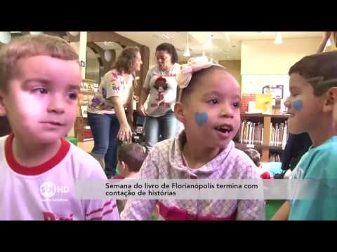 Luiz Carlos Prates comenta sobre a semana do livro infantil