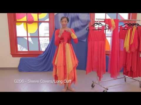 Pentecost Fire Dance and Dress Construction