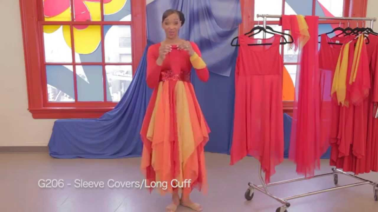 Praise And Worship Dance Clothes