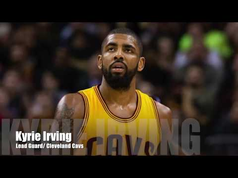 Kyrie Irving Isolation 2016-17 Season Cavs